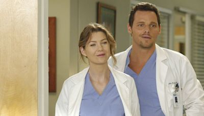 Ellen Pompeo Just Shared a Video With 'Grey's Anatomy' Costar Justin Chambers