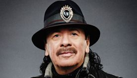 Santana on His 'Smooth' Move Into the Cannabis Market