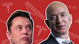 Elon Musk just became the second-richest person in the world, second only to Jeff Bezos. It's the latest development in a 15-year rivalry between 2 of the world's most powerful CEOs.