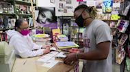 Historic black book store sells out of books on racial discrimination