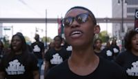 ​Detroit Youth Choir sings powerful new lyrics to Oscar-winning song 'Glory'
