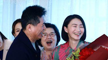 密婚蕭大陸3年 43歲侯怡君努力懷孕:明年一起慶祝母親節