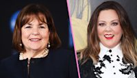 Ina Garten And Melissa McCarthy Team Up For 'Cocktails And Tall Tales'
