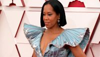 See the best-dressed stars from the 2021 Oscars red carpet