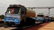 India Sends 'Oxygen Express' Train Amid Record New Coronavirus Cases