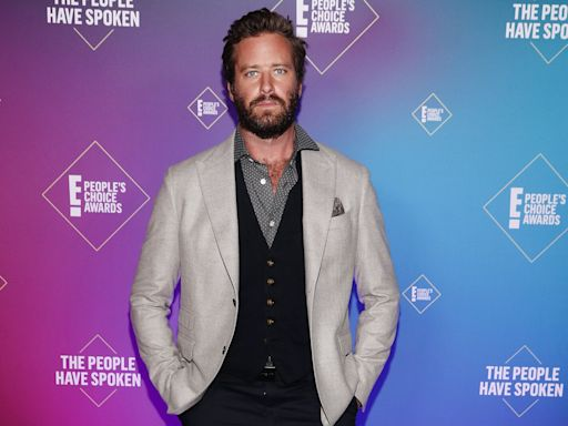 Armie Hammer's Role to Be Recast in Watergate Series Gaslit Starring Julia Roberts and Sean Penn