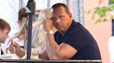 Alex Rodriguez Looks Sad in NYC As J. Lo, Ben Affleck's Romance Heats Up