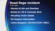 Road Rage Leads To Shooting On Interstate 25 In Denver