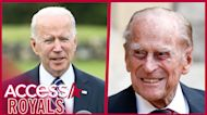 President Biden Remembers Prince Philip On What Would Have Been Royal's 100th Birthday