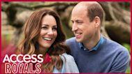 Kate Middleton & Prince William Pose For New Photos To Celebrate Milestone Wedding Anniversary: '10 Years'
