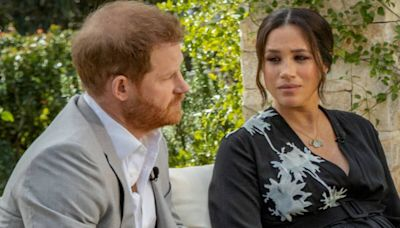 Every Bombshell From Meghan Markle and Prince Harry's Explosive Interview With Oprah