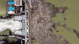 Las aguas contaminadas del mundo vistas desde el cielo