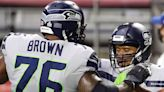 Seahawks Duane Brown Reveals Frustration With Russell Wilson's Comments