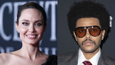 Angelina Jolie Gave a Revealing Response to Being Asked About Her Relationship With The Weeknd