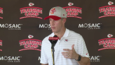 Hunt hopeful of hosting Chiefs fans at 100% capacity for 2021 season