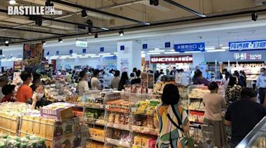 台疫情升溫新北民眾憂封城 多間超市現搶購潮 | 兩岸