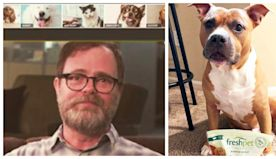 Rainn Wilson Is Hosting Freshpet's First Ever 'Zoomies' Meeting And It's Just For Pets