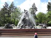 Deluge Fountain
