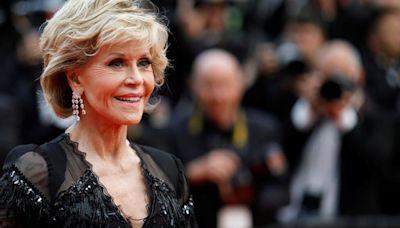 Jane Fonda habla sobre el volcán de La Palma en 'Espejo Público'