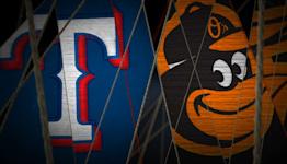 Rangers vs. Orioles Highlights