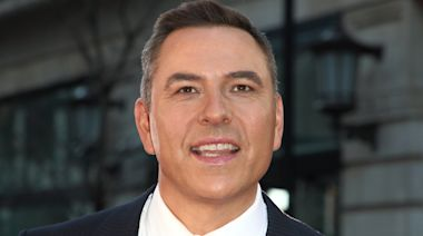 David Walliams says it's 'fantastic' to have more time with son during lockdown