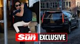 Alec's wife flees NYC home with kids, pals & pets after tragic shooting