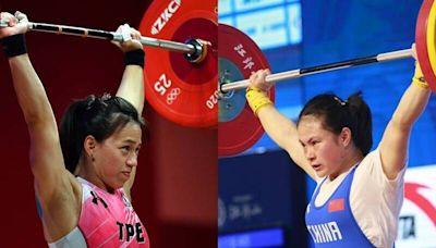 衛冕奧運金牌出現勁敵! 中國小將破紀錄放話挑戰郭婞淳