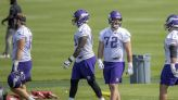 Vikings mailbag: Draft and develop? Darrisaw's return? Passing game? Stopping Kyler Murray?