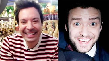 Jimmy Fallon on Justin Timberlake's 'Cute' Baby and How His Daughter Inspired New Christmas Book (Exclusive)