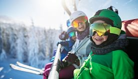 How To Prepare For Your First Family Ski Trip