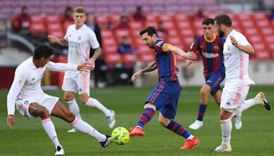 Real Madrid vs Barcelona live stream: How to watch El Clasico online and on TV tonight