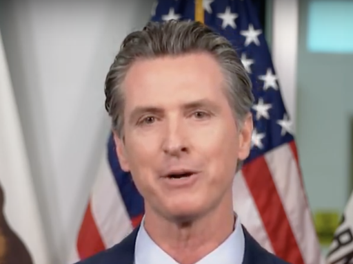 "California Governor Gavin Newsom Won't Budge On Theme Park Reopening Rules, Refuses To Say The Word ""Disneyland"" When Asked..."