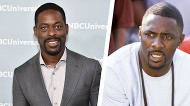 Sterling K. Brown Competed with Idris Elba to Play Stringer Bell on 'The Wire'