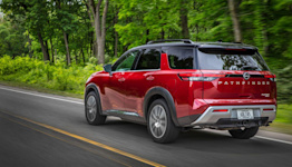 Nissan Pathfinder gets a welcome redesign for 2022