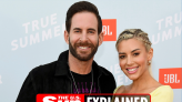 Who is Tarek El Moussa from Flip or Flop engaged to?