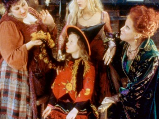 Hocus Pocus 2 Is Currently Filming, but Not at the Iconic Location You Know and Love