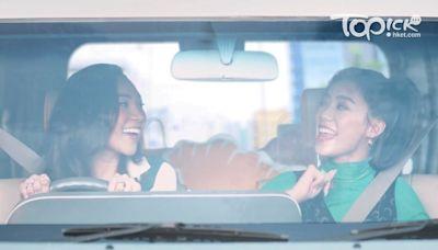 AGA+Jace合作拍外賣 APP廣告 拍攝過程愉快如遊車河 - 香港經濟日報 - TOPick - 娛樂