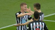 Krafth heads Newcastle in front of Man City
