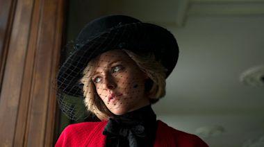 Kristen Stewart debuts as Princess Diana in first look at Pablo Larraín's Spencer
