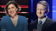 Mayim Bialik and Ken Jennings to replace Mike Richards as 'Jeopardy!' host for rest of season