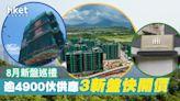 【新盤2021】8月新盤巡禮逾4900伙 薈藍+Wetland Seasons Bay價單快登場 - 香港經濟日報 - 地產站 - 新盤消息 - 新盤新聞