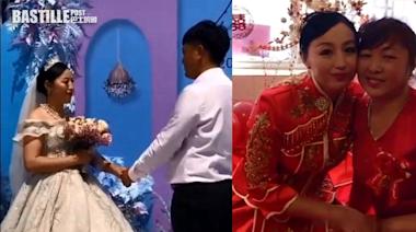 50歲企業家甜蜜下嫁25歲男 與年齡相若奶奶貼頭合照似姊妹   Plastic