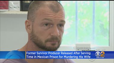 'Survivor' Producer Bruce Beresford-Redman Released From Prison In Mexico
