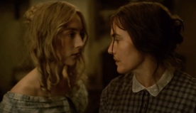 Kate Winslet Called Saoirse Ronan About 'Ammonite' After a Certain 'Little Women' Scene