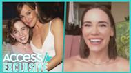 '13 Going On 30' Star Christa B. Allen Talks TikTok Fame & Jennifer Garner Memories