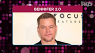 Matt Damon Admits He Texts Ben Affleck to Fact Check Stories About Him: 'Did This Happen?'