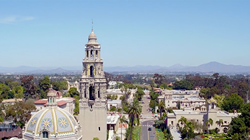 Balboa Park's famed California Tower at the San Diego Museum of Man Reopens Following the Completion of a Seismic Retrofit