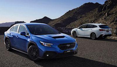 Impreza WRX 旅行車回歸?Subaru 澳洲規格 WRX Sportswagon 預告 2022 年第二季現身!