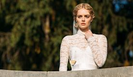 Ready or Not star Samara Weaving on facing off against Andie MacDowell and hanging with Bill & Ted