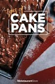 Types of Cake Pans: The Ultimate Guide